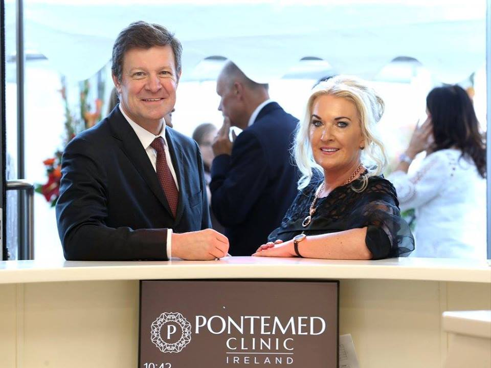 Donegal businesswoman launches Pontemed Clinic in